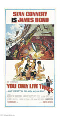 Movie Posters:Action, You Only Live Twice (United Artists, 1967)....