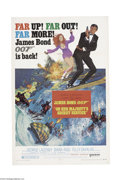 Movie Posters:Action, On Her Majesty's Secret Service (United Artists, 1969)....