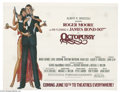 Movie Posters:Action, James Bond-Roger Moore Lot (United Artists, 1979-83).... (2 pieces)