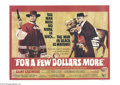 Movie Posters:Western, For a Few Dollars More (United Artists, 1967)....