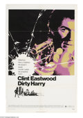 Movie Posters:Action, Dirty Harry (Warner Brothers, 1971)....