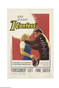 Movie Posters:Mystery, I Confess (Warner Brothers, 1953)....