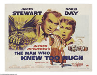 The Man Who Knew Too Much (Paramount, 1956)