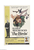 Movie Posters:Horror, The Birds (Universal, 1963)....