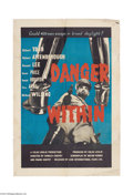 Movie Posters:War, Danger Within (British Lion Film Corp., 1959)....