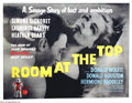 Movie Posters:Drama, Room at the Top (Lion International Films, 1959)....
