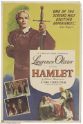 Movie Posters:Drama, Hamlet (Universal, 1948)....