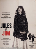 Movie Posters:Romance, Jules and Jim (Les Films du Carrosse, 1961)....