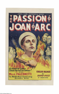 The Passion of Joan of Arc (Gaumont, 1928)