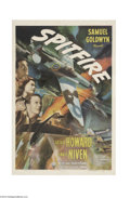 Movie Posters:War, Spitfire (RKO, 1942)....