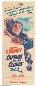 Movie Posters:War, Captains of the Clouds (Warner Brothers, 1942)....