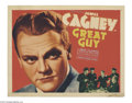 Movie Posters:Drama, Great Guy (Grand National, 1936)....