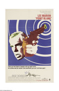 Movie Posters:Crime, Point Blank (MGM, 1967)....