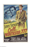 Movie Posters:Film Noir, Call Northside 777 (20th Century Fox, 1948)....