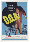 Movie Posters:Film Noir, D.O.A. (United Artists, 1950)....