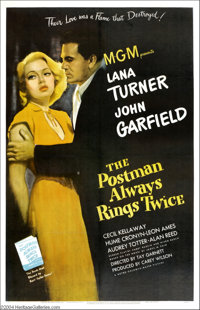 The Postman Always Rings Twice (MGM, 1946)
