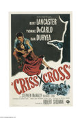 Movie Posters:Film Noir, Criss Cross (Universal, 1949)....