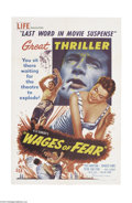 Movie Posters:Action, The Wages of Fear (DCA, 1955)....