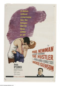 Movie Posters:Drama, The Hustler (20th Century Fox, 1961)....