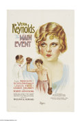 Movie Posters:Romance, The Main Event (Pathe', 1927)....