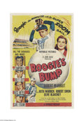 Movie Posters:Action, Roogie's Bump (Republic, 1954)....