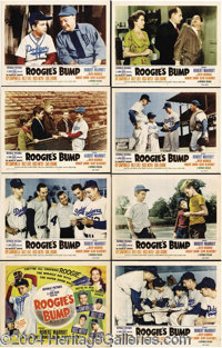 Roogie's Bump (Republic, 1954).... (8 items)