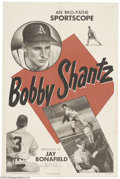 Movie Posters:Sports, Bobby Shantz (RKO, 1952)....