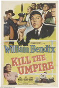 Movie Posters:Sports, Kill the Umpire (Columbia, 1950)....
