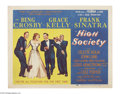 Movie Posters:Musical, High Society (MGM, 1956)....