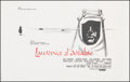 """Movie Posters:Academy Award Winners, Lawrence of Arabia (Columbia, 1963). Very Fine- on Linen. French Petite (14.5"""" X 23.5""""). Academy Award Winners.. ..."""