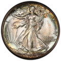 1942-D 50C MS67+ PCGS. CAC. PCGS Population: (209/7 and 24/0+). NGC Census: (134/7 and 7/0+). CDN: $410 Whsle. Bid for N...