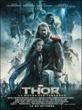 "Movie Posters:Adventure, Thor: The Dark World (Walt Disney Studios, 2013). Folded, Very Fine/Near Mint. French Grande (46"" X 63"") Advance. Adventure...."