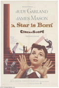 Movie Posters:Drama, A Star is Born (Warner Brothers, 1954)....