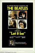 Movie Posters:Musical, Let It Be (United Artists, 1970)....