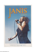 Movie Posters:Documentary, Janis (Universal, 1975)....