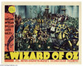 Movie Posters:Musical, The Wizard of Oz (MGM, 1939)....