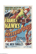 Movie Posters:Action, The Mysterious Pilot (Columbia, 1937)....