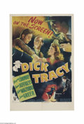 Movie Posters:Mystery, Dick Tracy (RKO, 1945)....