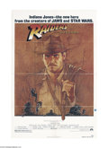 Movie Posters:Adventure, Raiders of the Lost Ark (Paramount, 1981)....