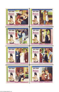 Movie Posters:Comedy, Breakfast at Tiffany's (Paramount, 1961).... (8 pieces)