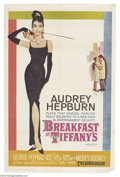 Movie Posters:Comedy, Breakfast At Tiffany's (Paramount, 1961)....