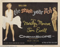 Movie Posters:Comedy, Seven Year Itch, The (20th Century Fox, 1955)....