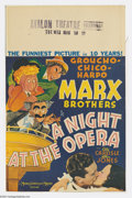 Movie Posters:Comedy, A Night at the Opera (MGM, 1935)....