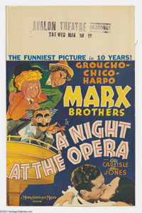 A Night at the Opera (MGM, 1935)
