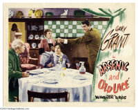 Arsenic and Old Lace (Warner Brothers, 1944).... (6 pieces)