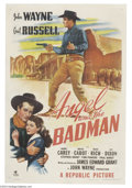 Movie Posters:Western, Angel and the Badman (Republic, 1947)....