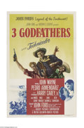 Movie Posters:Western, Three Godfathers (MGM, 1948)....