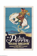 Movie Posters:Western, Silent Sheldon (Rayart Pictures, 1925)....