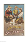 Movie Posters:Western, The Cowboy Musketeer (Robertson-Cole Pictures Corp., 1925)....