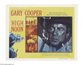 Movie Posters:Western, High Noon (Stanley Kramer Pictures, 1952)....
